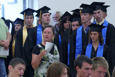 Class of 2012 Goreville High School Graduation