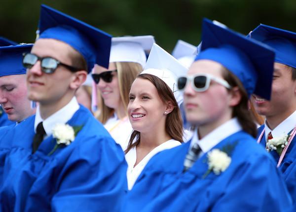 Danvers High School Graduation 2015.