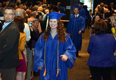 06_14_14 Lower Moreland graduation 2014