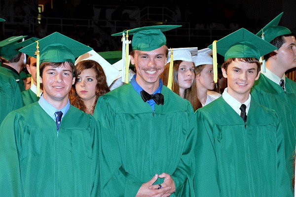 06_14_14 Pennridge graduation 2014