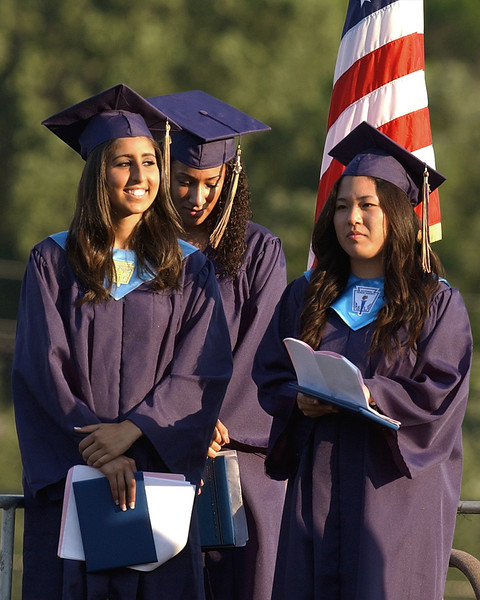 2010 Wissahickon Graduation