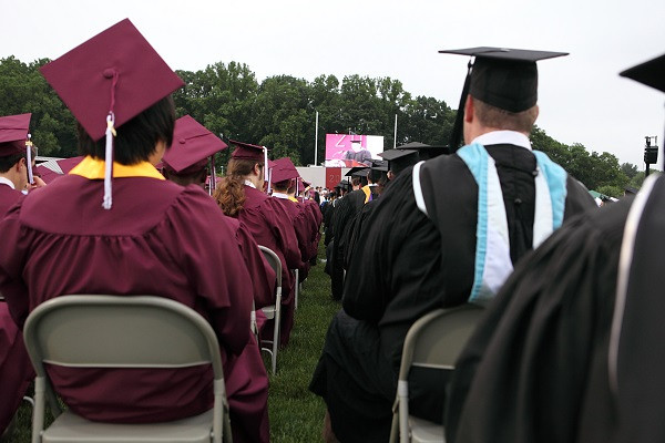Abington Senior High School graduates Class of 2014