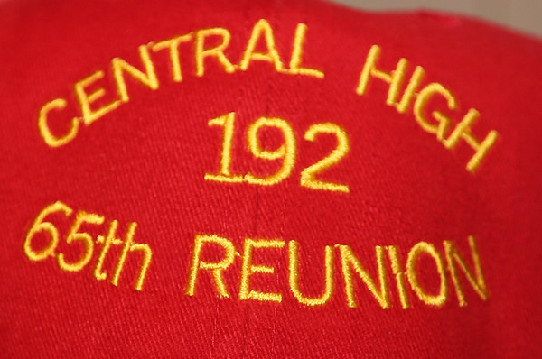CENTRAL HIGH'S *65th* REUNION-MAY/JUN'14