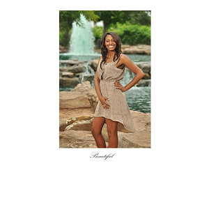 Dymond Nobles | Graduation Album