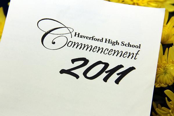 HAVERFORD HIGH 2011 GRADUATION