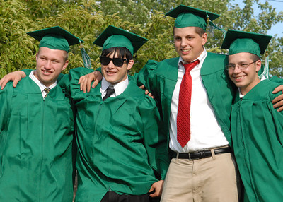 Pennridge graduation