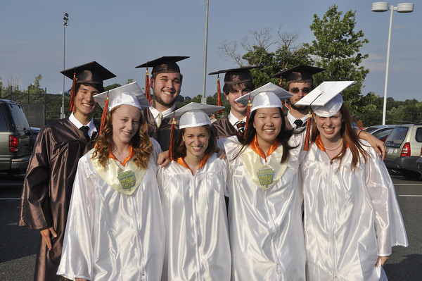 Perkiomen Valley High School Class of 2011 graduation