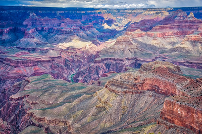 Layers of the Canyon