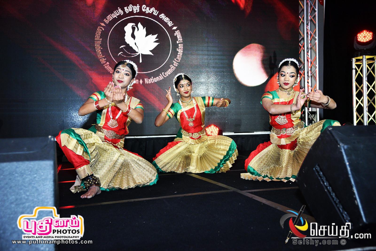 கனேடிய தமிழர் தேசிய அவையின் வருடாந்த விருது வழங்கல் விழாவும் இரவுபோசன விருந்து நிகழ்வும் - 2018