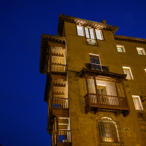 Hanging Houses of Cuenca Spain