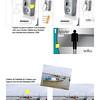 Illustration d'un boitier electronique, + création de divers badges. (visuels)<br /> Illustration pour habillage de bateau (illustrator)