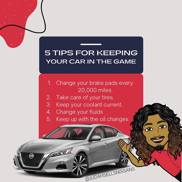 5 TIPS FOR KEEPING