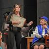 Mezzo-sopranos Kate Aldrich (Arden Scott) and Frederica von Stade (Winnie Flato) in San Diego Opera's GREAT SCOTT, 2016. Photo by Karen Almond.