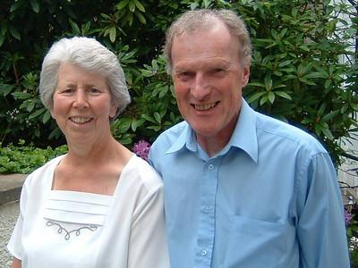 Roger & Rosemary Gray