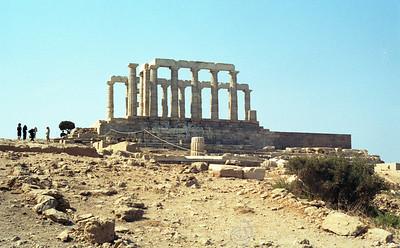 Tempio di Poseidone a Capo Suni