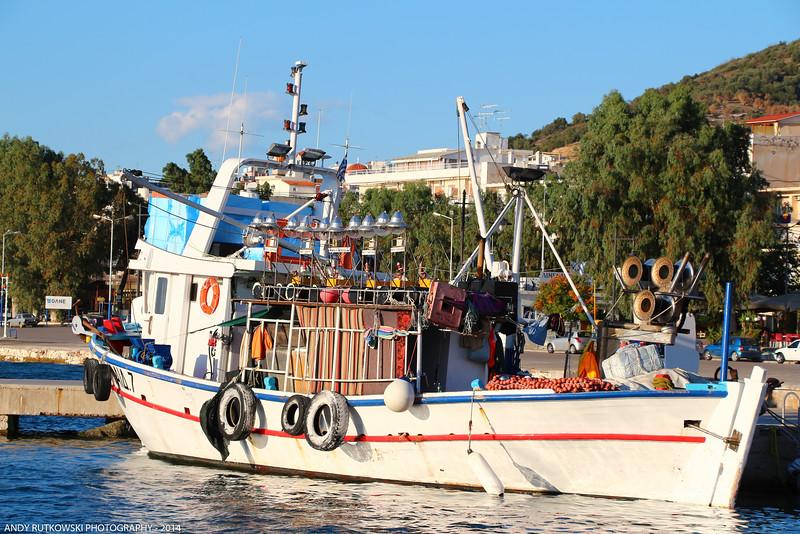 EDYPSOS,  FISHING BOAT