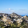 KARPATHOS ISLAND, THE VILLAGE OF OLYMPOS