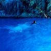 Kastellorizo, the Blue Cave