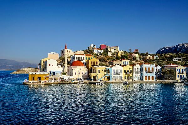 GREECE, KASTELLORIZO (MEGISTI) ISLAND