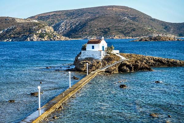 GREECE, LEROS ISLAND
