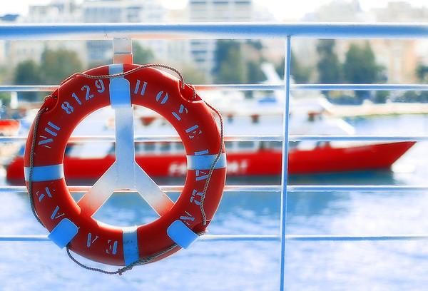 All sailing starts at a port