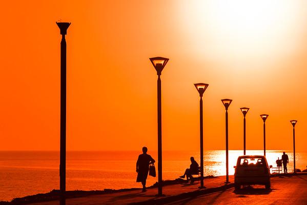 Alikarnassos sunrise