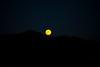 Πανσέληνος στο Οροπέδιο της Νίδας - Full moon rising over the Nida Plateau