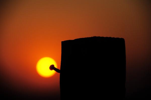 Kassos sunset nailed