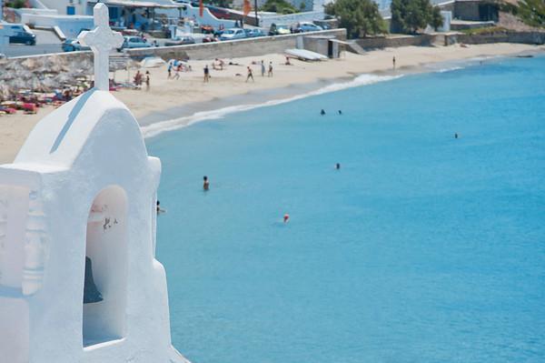 Aghios Stefanos beach