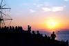 Mykonos sunset 4