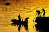 SUNSET FISHING - KALAFATIS BAY