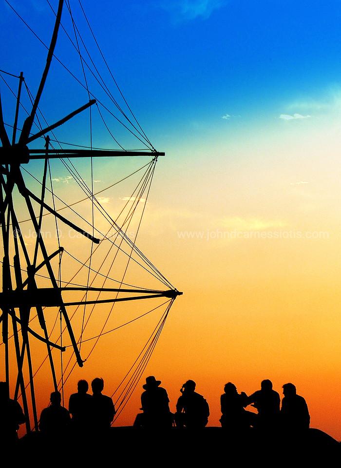 Under the windmills 1