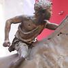 Athons Greece, Museum - Bronze shipwreck