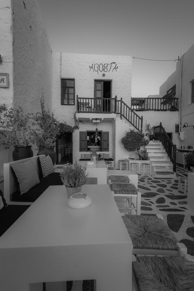 Restaurant in Naousa