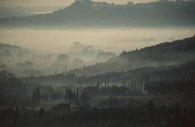 ochtend Korfu