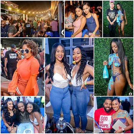 GREEN HAUS SUNDAY DAY PARTY @ SUITE LOUNGE ROOFTOP 5-6-18