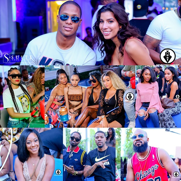 GREEN HAUS SUNDAYS DAY PARTY @ SUITE ROOFTOP 8-14-18