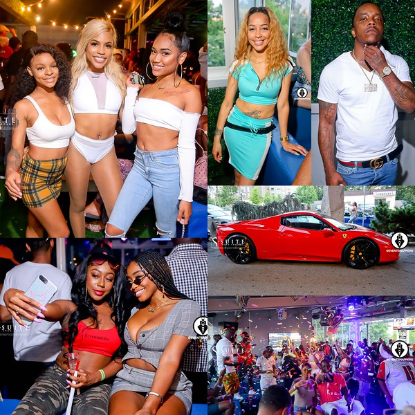 GREEN HAUS SUNDAYS @ SUITE LOUNGE 7-29-18