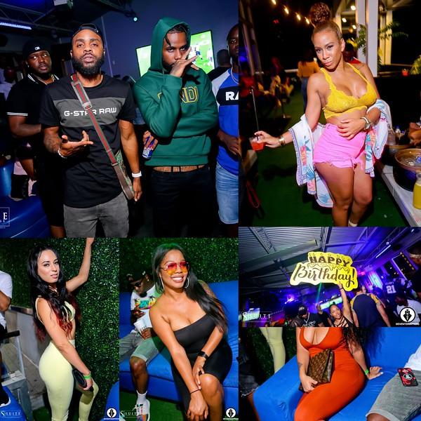 GREEN HAUS SUNDAYS @ SUITE LOUNGE 9-9-18