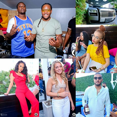GREEN HAUS SUNDAYS @ SUITE LOUNGE ROOFTOP 12-13-18