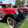 ROW OF 1930S CARS