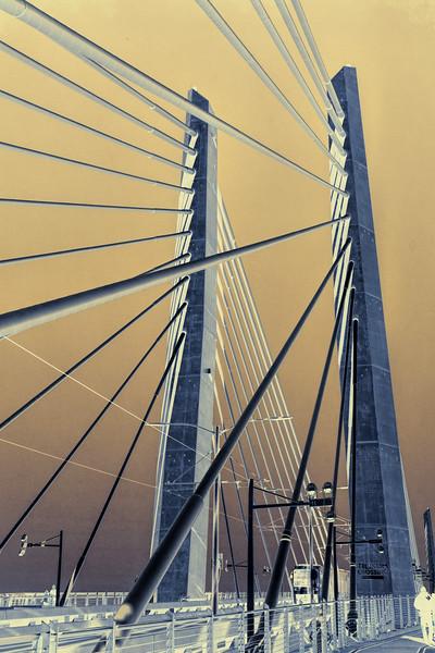 Tilikum Crossing Bridge, Portland, OR