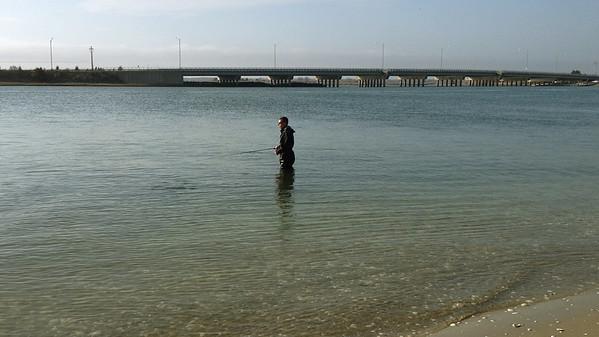 GREG BRIDGE FISHING