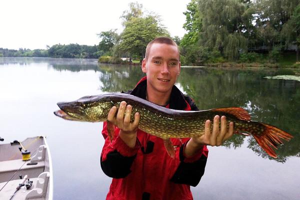 Greg and the Northern Pike