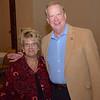 Lynn Madison, a longtime IAR instructor, poses with IAR Treasurer Doug Carpenter.