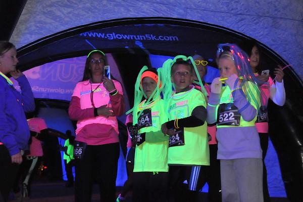 Glow Run St. Louis 2014