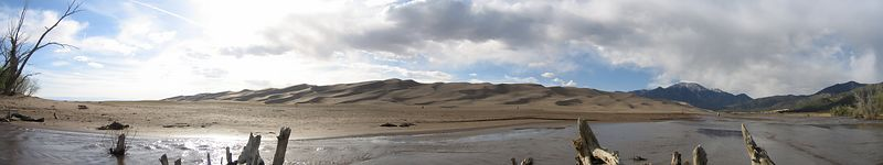 Phantom Canyon - Great Sand Dunes NM 5-15-04