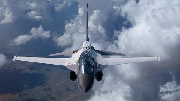Lockheed Martin T-50A
