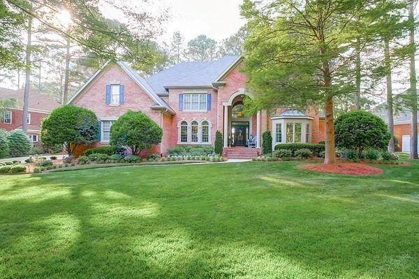 Allen Tate Homes of the Week