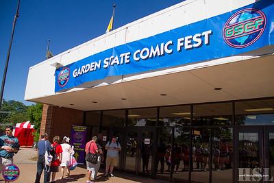 Garden State Comic Fest 2018